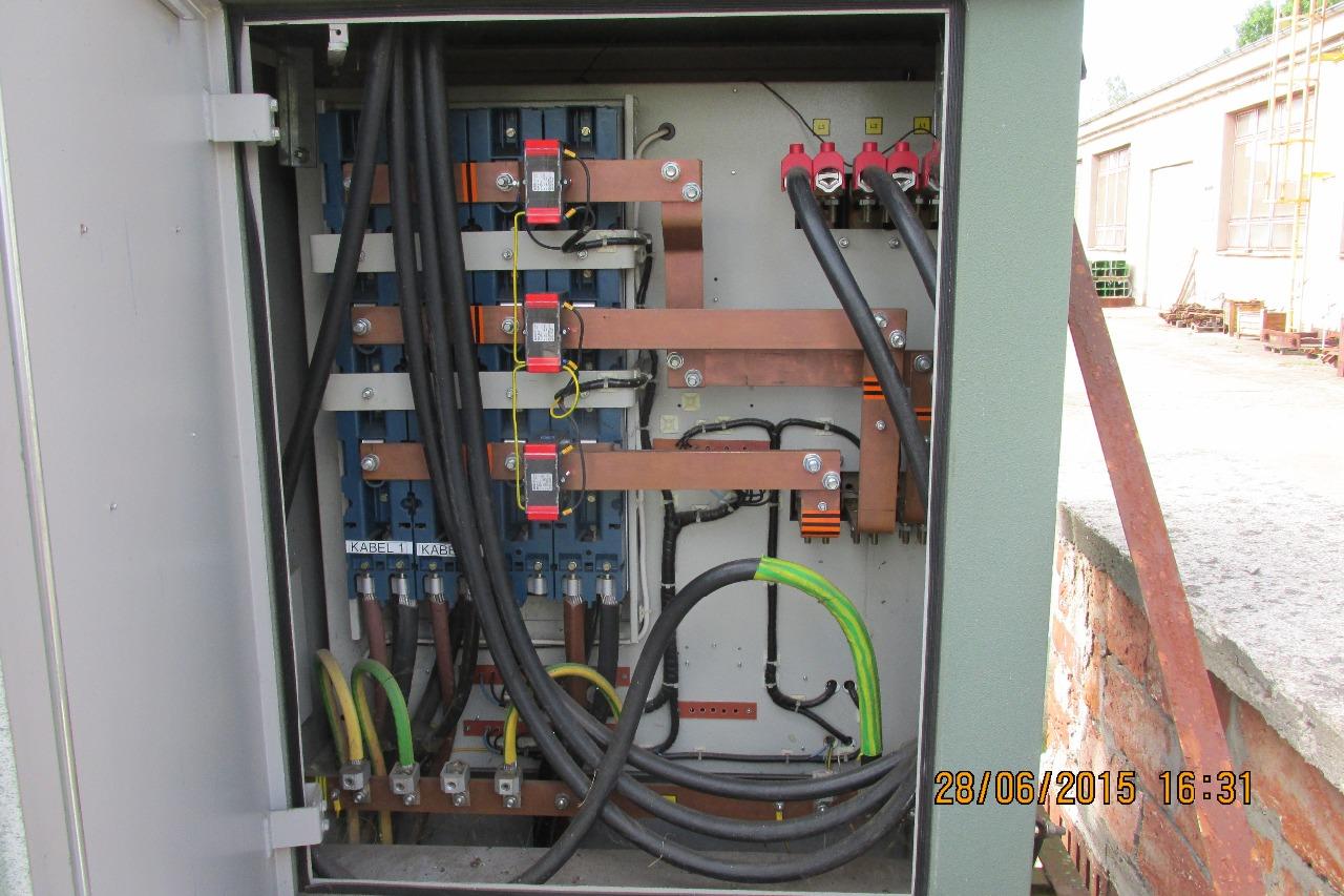 Výměna měřících transformátorů při navýšení výkonu odběratele